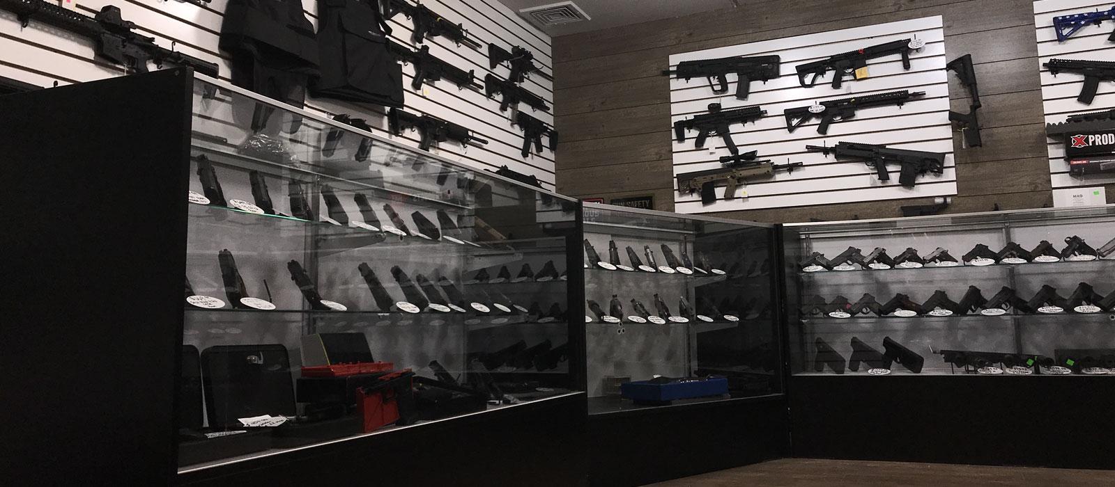 Home Ctr Firearms