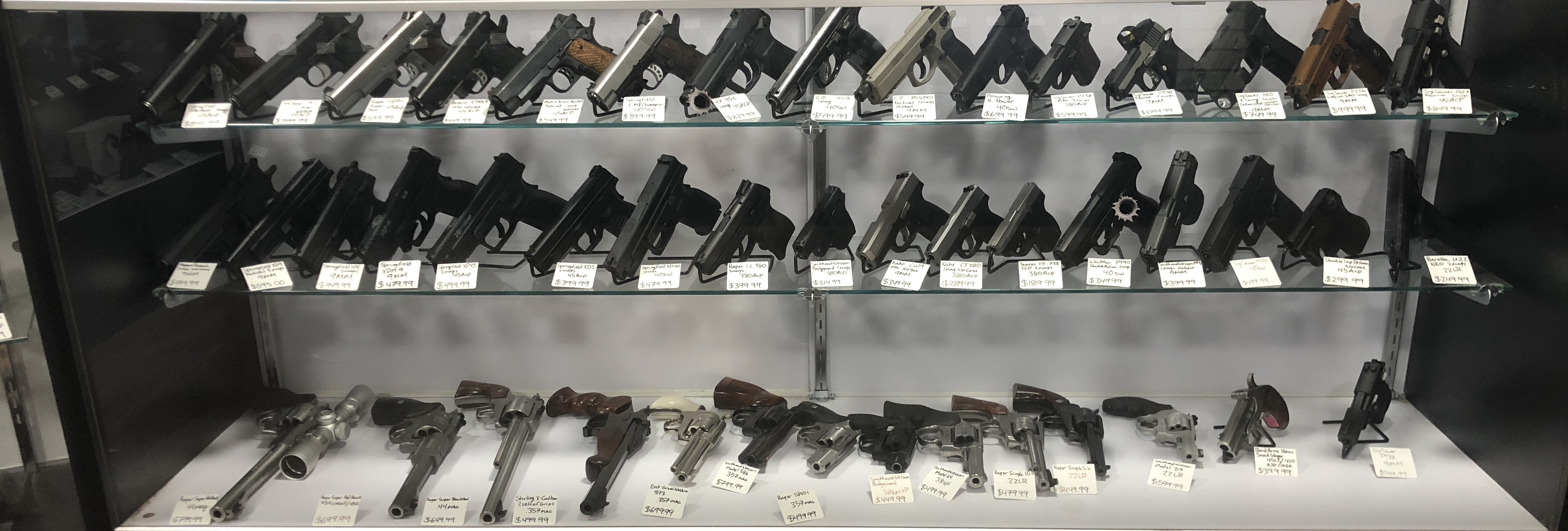Shop Handguns online at Ctr Firearms in janesville, Wisconsin